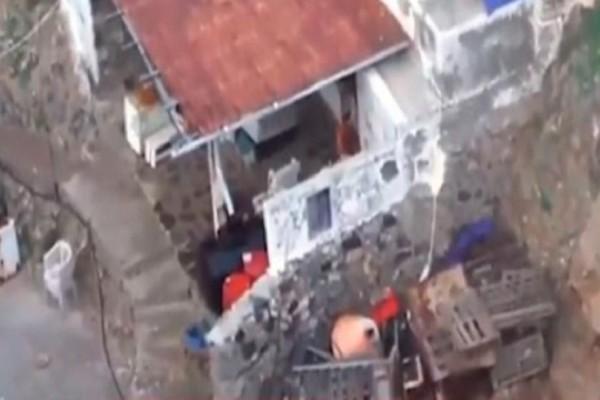 Βίντεο-ντοκουμέντο: Δείτε καρέ-καρέ τον εντοπισμό της κυρίας Ρηνιώ στο νησί της Κινάρου!