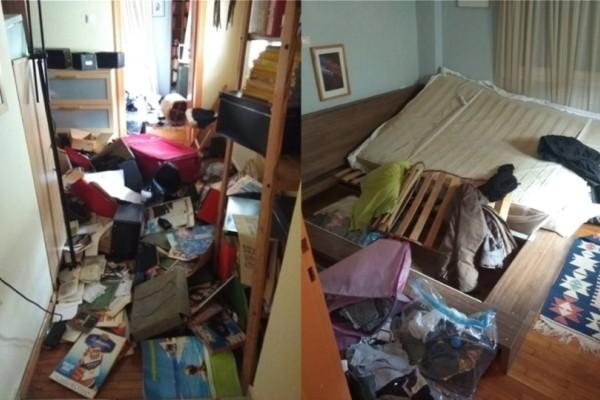 Κλέφτες ρήμαξαν το σπίτι γνωστής Ελληνίδας δημοσιογράφου!