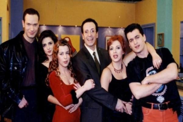 Κωνσταντίνου και Ελένης: Αγαπημένος ηθοποιός της σειράς στην εκπομπή του Σάββα Πούμπουρα 20 χρόνια μετά!