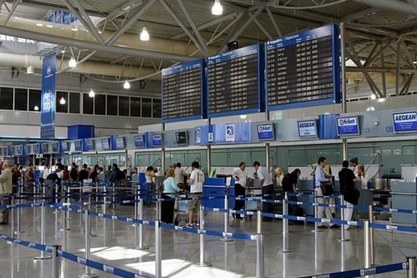 Θρίλερ στο  στο αεροδρόμιο «Ελ. Βενιζέλος» με Κινέζους τουρίστες!