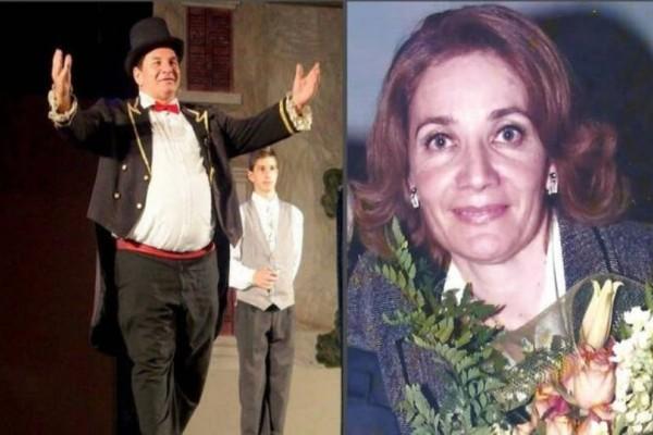 Θρήνος: Πέθανε η Κωνσταντίνα Λιοτατή! Δύο μέρες μετά τον θάνατο του αδερφού της!