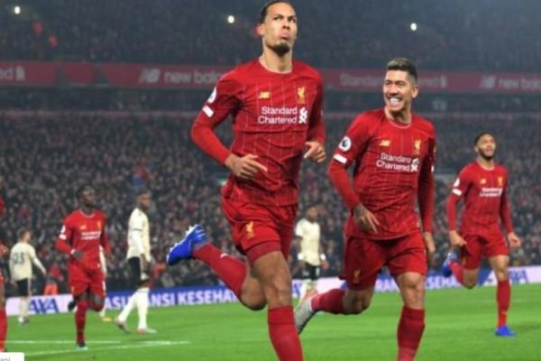 Premier League: Απίστευτη Λίβερπουλ, πάτησε την Γιουνάιτεντ και γράφει ιστορία! (videos)