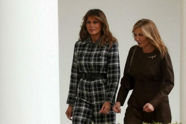 Μαρέβα Μητσοτάκη: Μόλις δείτε την ολόσωμη φόρμα που φόρεσε θα θέλετε να την αγοράσετε!