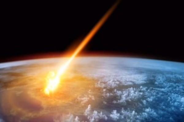 Απίστευτο φαινόμενο στην Αίγινα: Έπεσε μετεωρίτης!