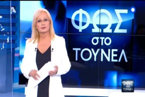 Θρίλερ για την Αγγελική Νικολούλη: Εξαφάνιση μυστήριο στο κέντρο της Αθήνας!