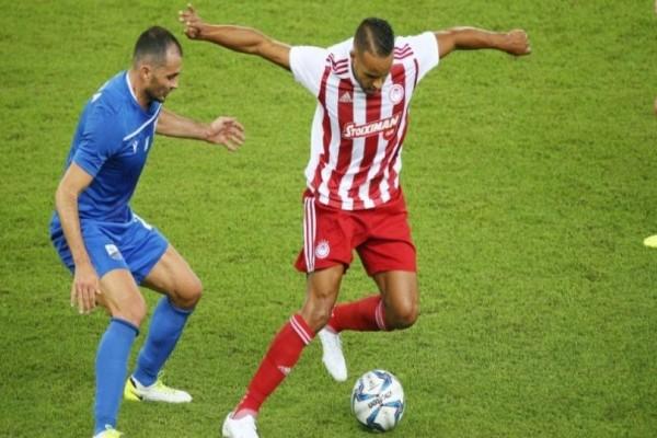 Super League: «Ντόρτια» του Ολυμπιακού στη Λαμία με χατ-τρικ του Ελ Αραμπί! (Video)