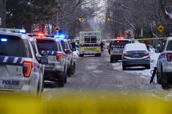 Οτάβα: Ένοπλος άνοιξε πυρ! Πολλοί οι τραυματίες!