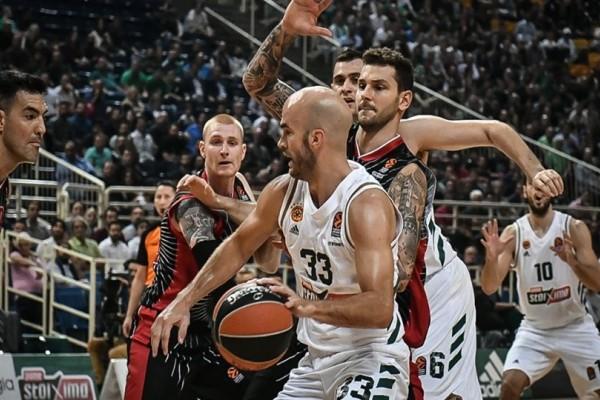 Euroleague: Διπλό 4αδας ψάχνει ο Παναθηναϊκός μέσα στο Μιλάνο! (photo)