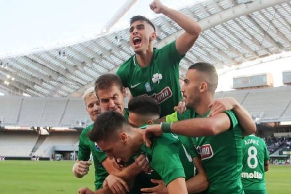 Super League: Νίκη 6αδας για τον Παναθηναϊκό κόντρα στον Πανιώνιο!