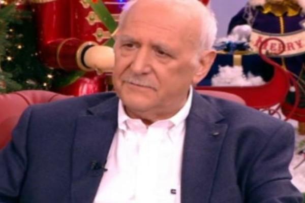 Γιώργος Παπαδάκης: Το ενθύμιο από τον ΑΝΤ1 που τον έχει «σημαδέψει» και το στοίχημα με τον Κυριακού!