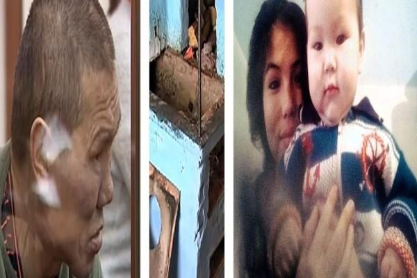 Κτηνωδία: Παππούς έψησε το 11 μηνών εγγόνι του!