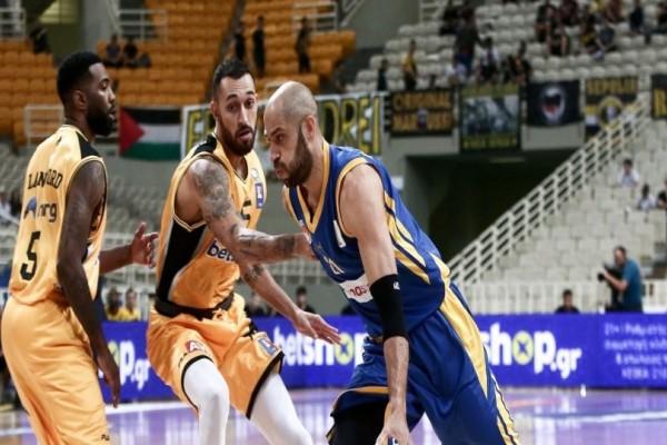 Basket League: Δύσκολη έξοδος για την ΑΕΚ στο Περιστέρι!