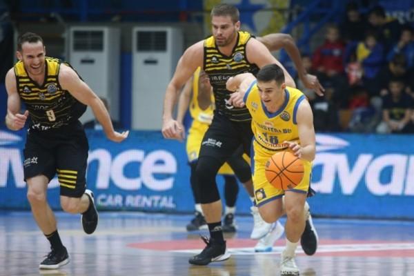 Basketball Champions League: «Υπόκλιση» του Περιστερίου στην Τενερίφη! (Video)