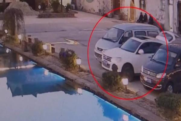 Άνδρας άφησε τον σκύλο του μέσα στο αυτοκίνητο! Δευτερόλεπτα μετά το αμάξι βρέθηκε εκεί... που φαντάζεσαι!