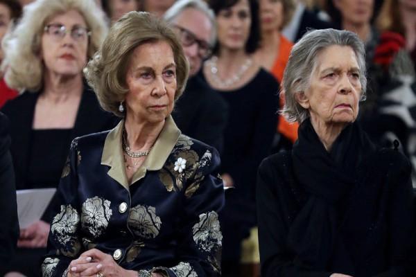 Τίμησαν την επέτειο της απελευθέρωσης του Άουσβιτς και έκλεψαν τις εντυπώσεις στο παλάτι η Βασίλισσα Σοφία και η Πριγκίπισσα Ειρήνη!