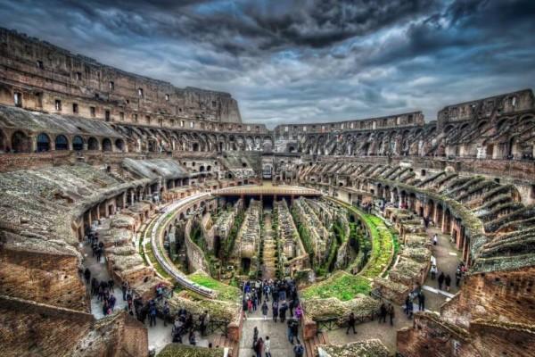 Τρομερός διαγωνισμός: Ο Τάσος Δούσης σας στέλνει στην Ρώμη! Ένα μοναδικό δώρο για... 2!
