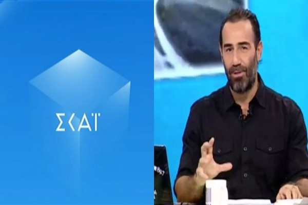Κόλαφος ο Αντώνης Κανάκης κατά ΣΚΑΪ!