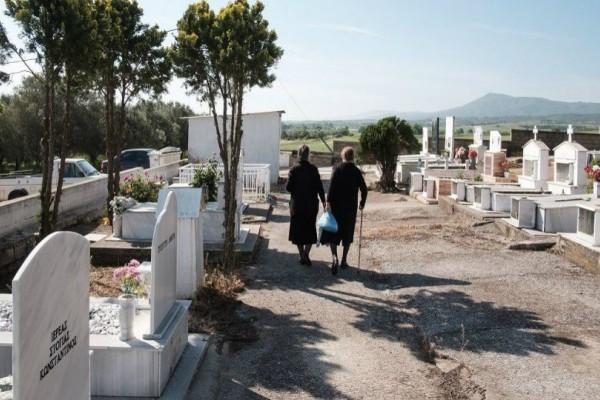 Μεσσηνία: Ένας... κρεοπώλης οδήγησε στους ανήλικους δράστες του νεκροταφείου! Ο λόγος που ήταν εκεί ο «αρχηγός» τους!