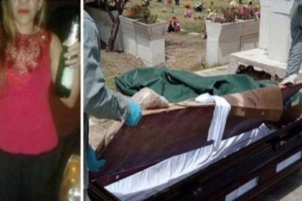 Ανατριχίλα: Την έθαψαν ζωντανή και προσπαθούσε 10 μέρες να βγει από το φέρετρο!