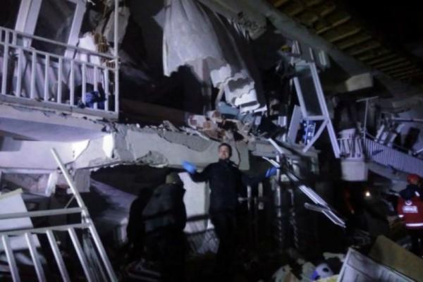 Σεισμός στην Τουρκία: Αυξάνεται ο αριθμός των νεκρών!