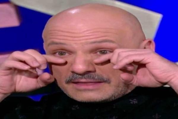 Νίκος Μουτσινάς: Δεν άντεξε και ξέσπασε σε κλάματα μπροστά στις κάμερες!