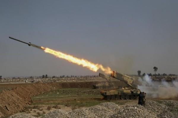 Συναγερμός στο Ιράκ: Βομβάρδισαν βάσεις των ΗΠΑ! Τέσσερις τραυματίες!