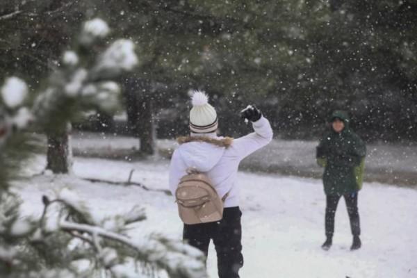 Καιρός: Χιόνια στην Αττική μέσα στις επόμενες ώρες!