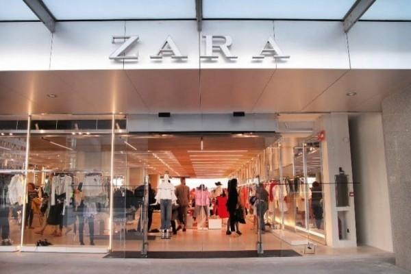 ZARA: Αυτή είναι η μπλούζα τουίντ που όποια γυναίκα δεν την έχει πρέπει σίγουρα να αγοράσει!