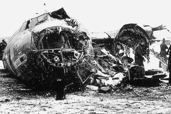Σαν σήμερα χάνουν την ζωή τους 7 ποδοσφαιριστές της Μάντσεστερ Γιουνάιτεντ σε αεροπορικό δυστύχημα στο Μόναχο!