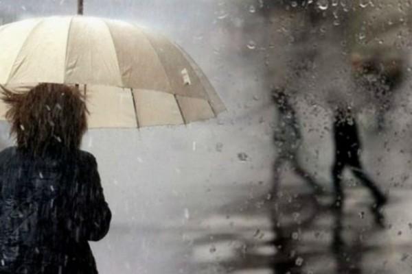 Έκτακτο δελτίο επιδείνωσης καιρού: Έρχονται ισχυροί άνεμοι και καταιγίδες!