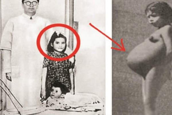 5χρονο κορίτσι γέννησε ένα αγόρι. Όμως ποτέ δεν μίλησε για το ποιος είναι...