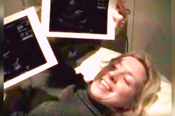 Τραβούσε βίντεο τον υπέρηχο του μωρού της όταν ο γιατρός της είπε να κλείσει την κάμερα. Ο λόγος, την έκανε να ανατριχιάσει…