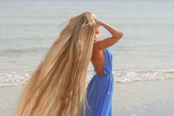 Απίστευτο: Κι όμως η Ραπουνζέλ υπάρχει! Μόλις δείτε τα μαλλιά αυτής της γυναίκας θα πάθετε σοκ!