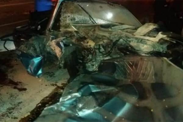 Εικόνες-σοκ: Τρομερό θανατηφόρο τροχαίο στην Κρήτη! Αυτός είναι ο 22χρονος νεκρός συνοδηγός!