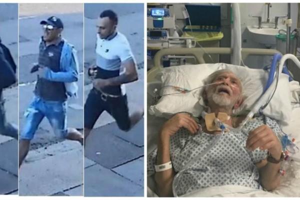 Λήστεψαν 82χρονο ηλικιωμένο με καρκίνο - Αυτό που κατέγραψε η κάμερα θα σας εξοργίσει!