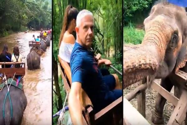 Εικόνες: Ο Τάσος Δούσης μας ξεναγεί στην Βόρεια Ταϊλάνδη! Μην χάσετε το νέο επεισόδιο (video)