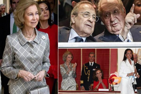 Χωριστά και πάλι η Βασίλισσα Σοφία και ο Βασιλιάς Χουάν Κάρλος! Τι συμβαίνει στο παλάτι;