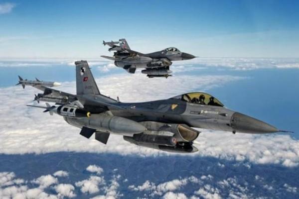 Νέες τουρκικές προκλήσεις με υπερπτήση πάνω από Παναγιά και Οινούσσες!