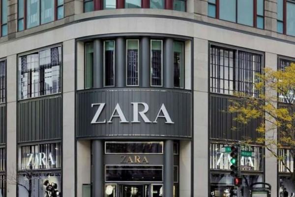 ZARA: Το απόλυτο εμπριμέ φόρεμα που θα φορέσεις σίγουρα την άνοιξη! Φαίνεται πολύ ακριβό αλλά έχει την πιο χαμηλή τιμή!