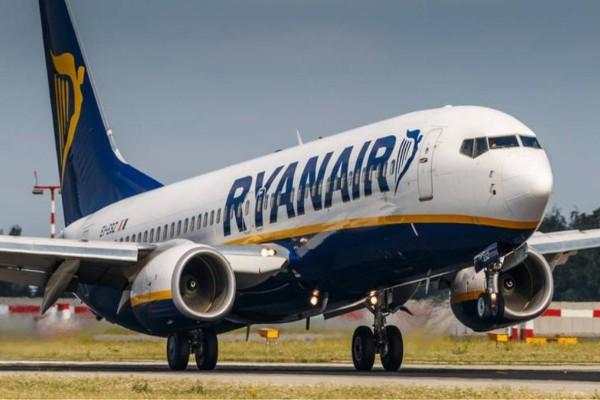 Ξαφνική ανακοίνωση Ryanair: Νέα σύνδεση με τρομερή προσφορά!