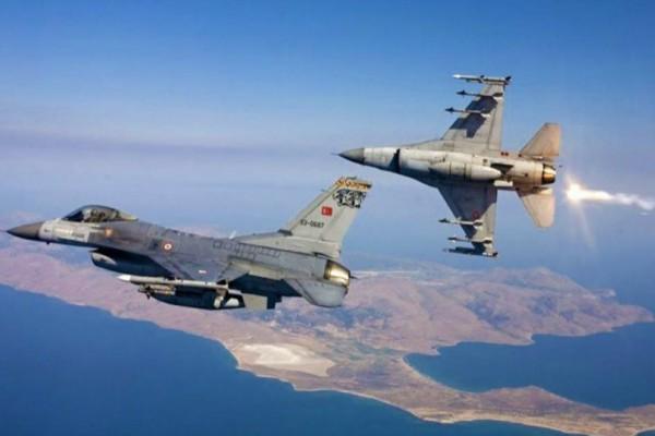 Συναγερμός στο Αιγαίο! Νέες εισβολές των Τούρκων!