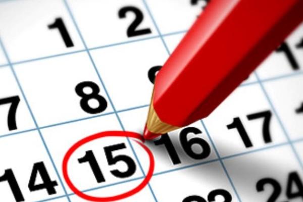 Αργίες 2020: Πότε είναι το επόμενο τριήμερο;