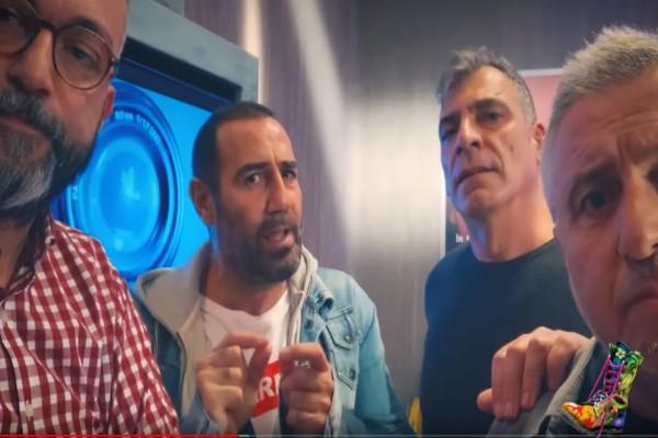 Ράδιο Αρβύλα: Όταν ακούσετε το κρύο ανέκδοτο του Στάθη Παναγιωτόπουλου... θα παγώσετε! (video)