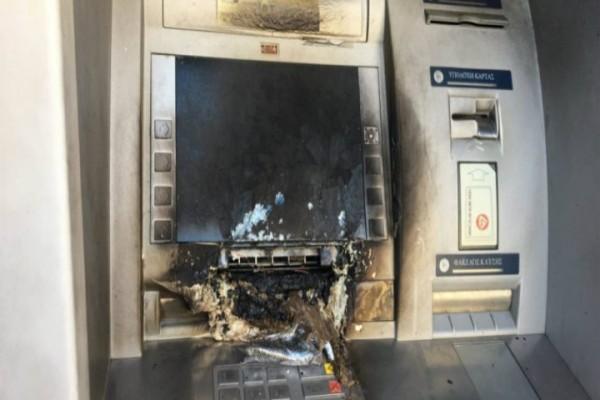 Τρόμος στην Ελευσίνα με έκρηξη ΑΤΜ τα ξημερώματα!