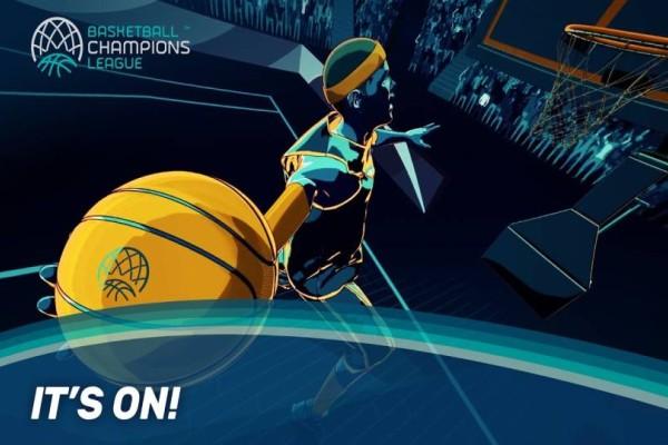 Basketball Champions League: Αυλαία στον πρώτο γύρο για Περιστέρι και ΠΑΟΚ!