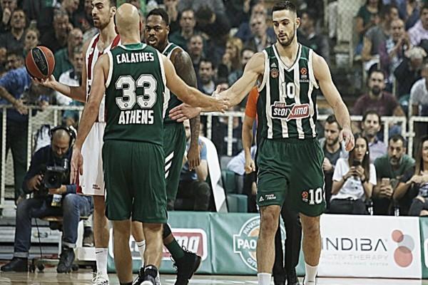 Basket League: Κλείνει την εκκρεμότητα στο «Αλεξάνδρειο» με Άρη ο Παναθηναϊκός