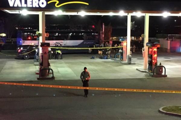Πυροβολισμοί σε λεωφορείο στην Καλιφόρνια με 6 τραυματίες!