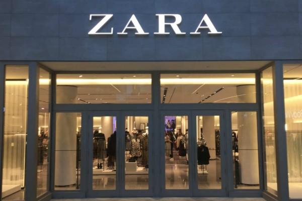 Ουρές στα ZARA γι αυτό το φούτερ με όρθιο γιακά - Από 15,95 κοστίζει 9,99!