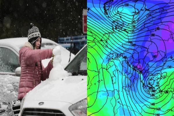 Κλέαρχος Μαρουσάκης: Ραγδαία επιδείνωση και χιόνια και στην Αττική!