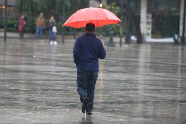 Χαλάει ο καιρός από το απόγευμα: Βροχές και καταιγίδες!